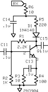 BITX40 – Circuit Description – HF SIGNALS